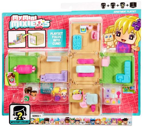 My Mini MixieQ's Apartment Playset
