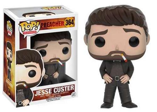 Funko Preacher POP! TV Jesse Custer Vinyl Figure #364