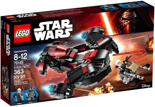 LEGO Star Wars The Force Awakens Eclipse Fighter Set #75145