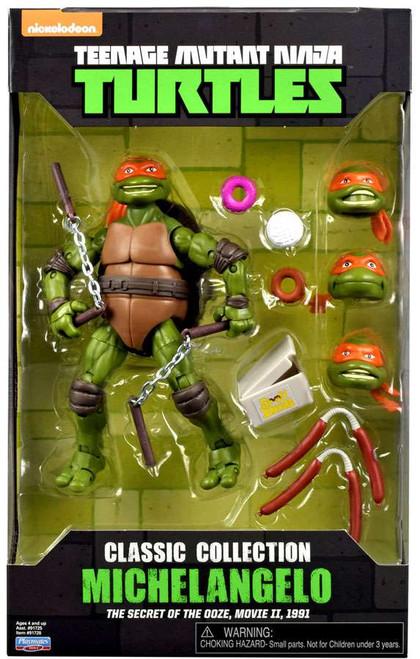 Teenage Mutant Ninja Turtles The Secret of the Ooze Classics Collection Michelangelo Exclusive Action Figure