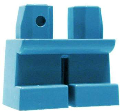 LEGO Short Dark Azure Loose Legs [Loose]