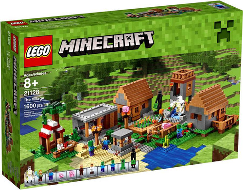 LEGO Minecraft The Village Set #21128