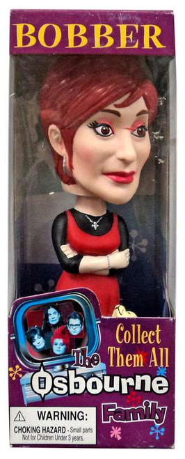 The Osbourne Family Bobber Sharon Osbourne Bobble Head [Slight Shelf Wear on Box]