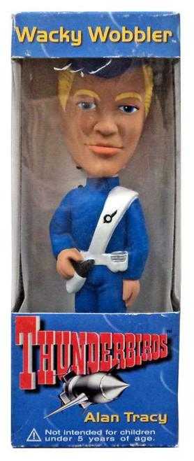 Funko Thunderbirds Wacky Wobbler Alan Tracy Bobble Head [Package shows Wear from storage]