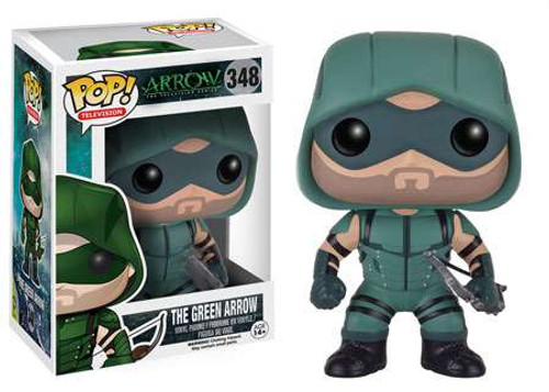 Funko DC POP! Heroes The Green Arrow Vinyl Figure #348