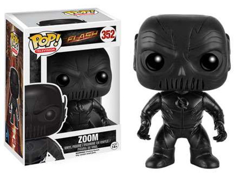 Funko The Flash CW TV Series POP! Heroes Zoom Vinyl Figure #352