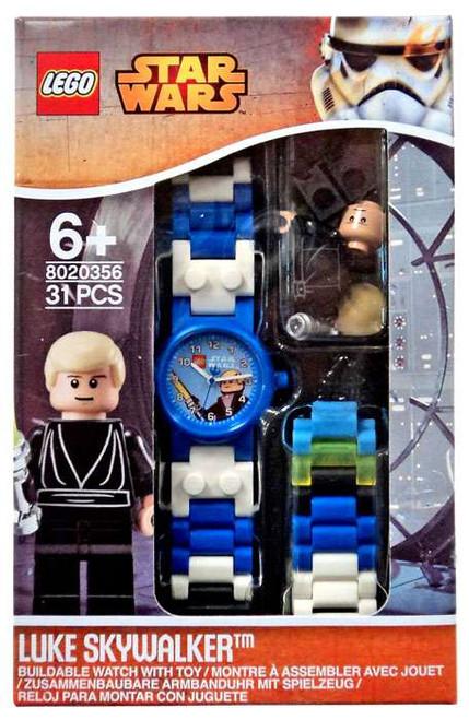 LEGO Star Wars Luke Skywalker Buildable Watch Set #8020356
