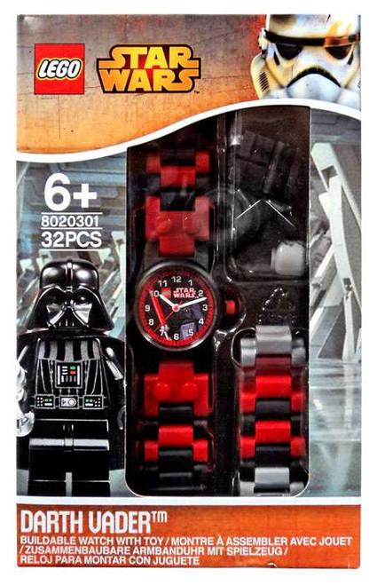 LEGO Star Wars Darth Vader Buildable Watch Set #8020301