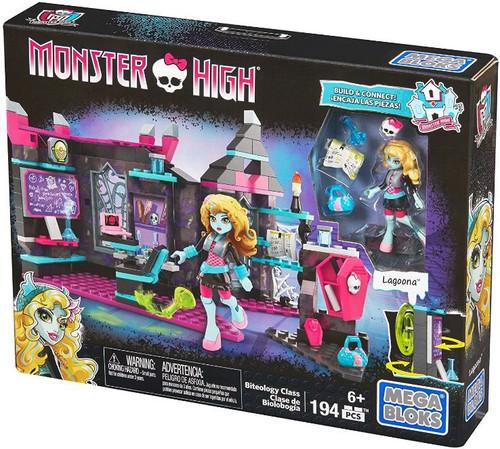 Mega Bloks Monster High Biteology Class Set #51654
