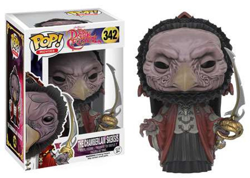 Funko The Dark Crystal POP! Movies The Chamberlain Skeksis Vinyl Figure #342