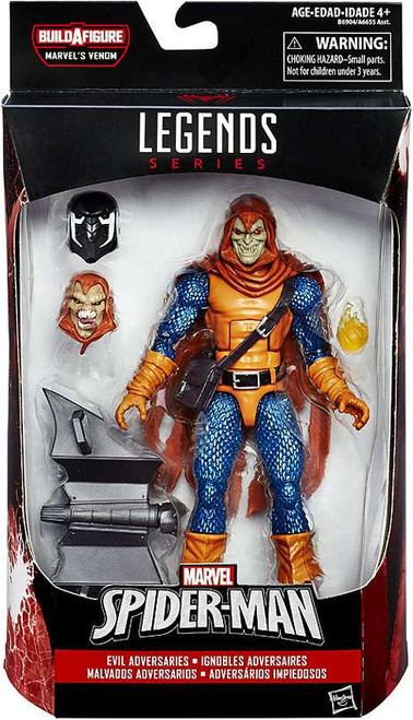 Marvel Legends Spider-Man Venom Series Hobgoblin Action Figure [Evil Adversaries]