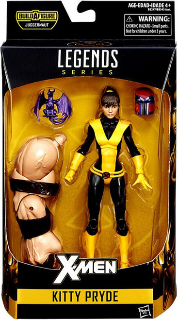 X-Men Marvel Legends Juggernaut Series Kitty Pryde Action Figure [Astonishing Version]