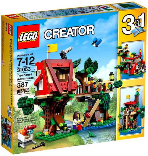 LEGO Creator Treehouse Adventures Set #31053