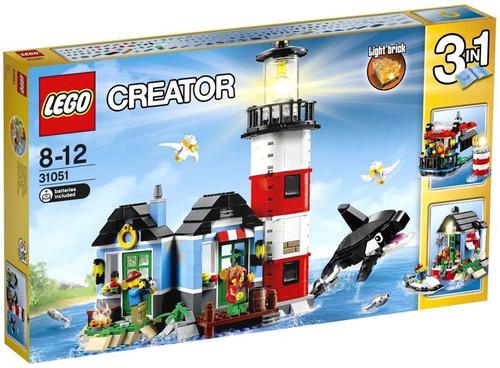 LEGO Creator Lighthouse Point Set #31051