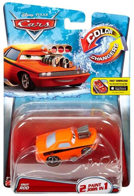 Disney / Pixar Cars Color Changers Snot Rod Diecast Car [2016]