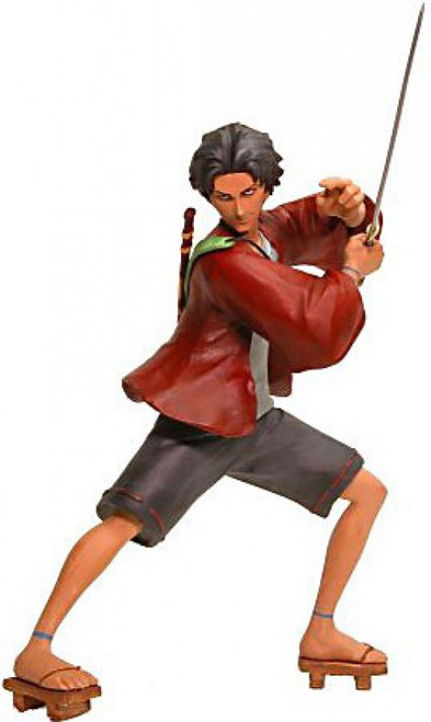 Samurai Champloo Mugen Action Figure [Damaged Package]