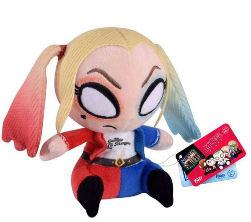Funko DC Suicide Squad Mopeez Harley Quinn Plush [Suicide Squad]