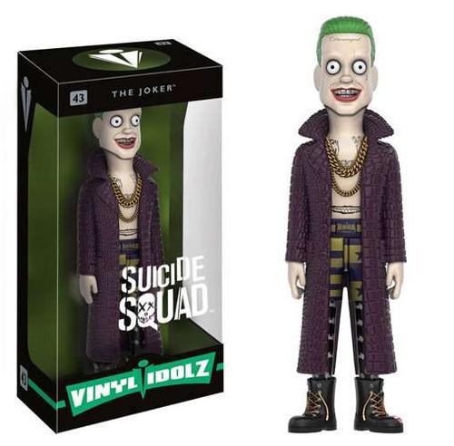Funko DC Suicide Squad Vinyl Idolz The Joker 8-Inch Vinyl Figure #43