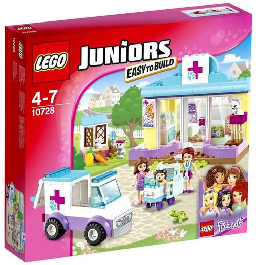 LEGO Juniors Friends Mia's Vet Clinic Set #10728