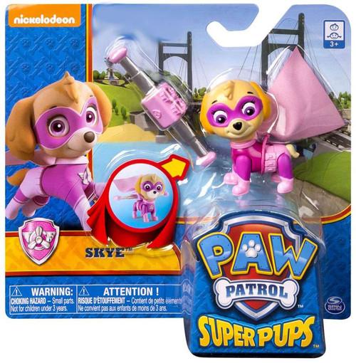Paw Patrol Super Pup Skye Exclusive Figure