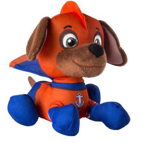 Paw Patrol Super Pups Pup Pals Zuma Exclusive 8-Inch Plush