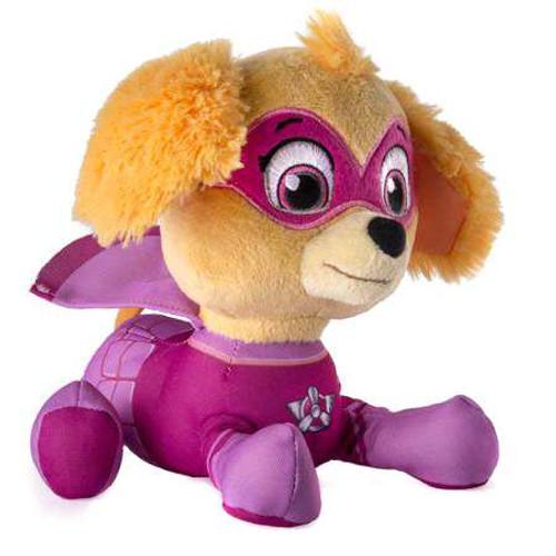 Paw Patrol Super Pups Pup Pals Skye Exclusive 8-Inch Plush