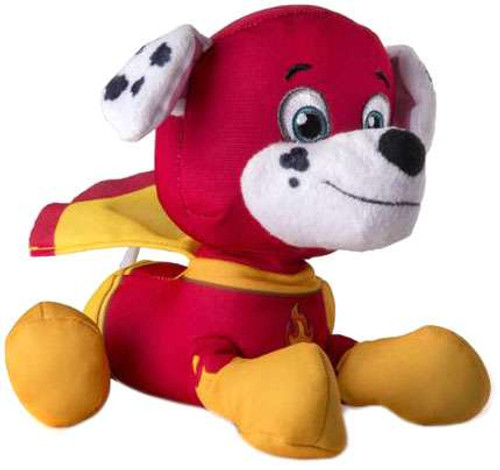 Paw Patrol Super Pups Pup Pals Marshall Exclusive 8-Inch Plush