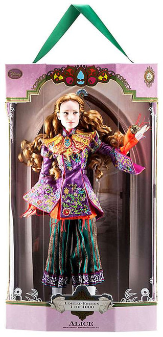 Disney Alice Through the Looking Glass Alice Exclusive 17-Inch Doll [Limited Edition of 4000]
