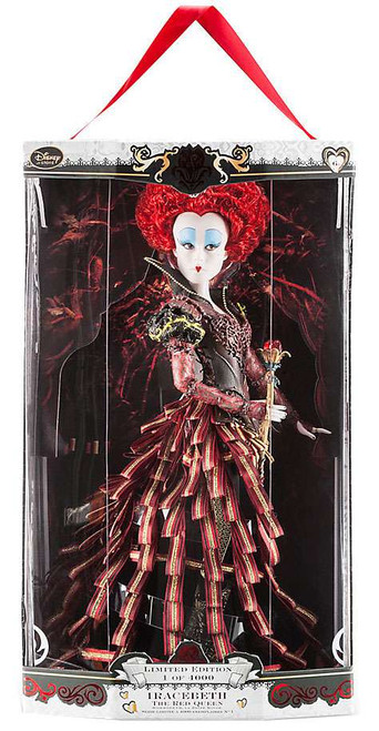 Disney Alice Through the Looking Glass Iracebeth The Red Queen Exclusive 17-Inch Doll [Limited Edition of 4000]