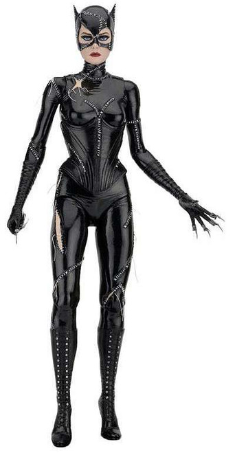 NECA DC Quarter Scale Catwoman Action Figure [Batman Returns, Michelle Pfeiffer] (Pre-Order ships March)