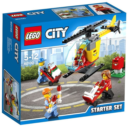 LEGO City Airport Starter Set Set #60100
