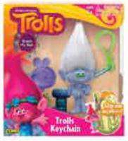 Trolls Guy Diamond Medium Keychain