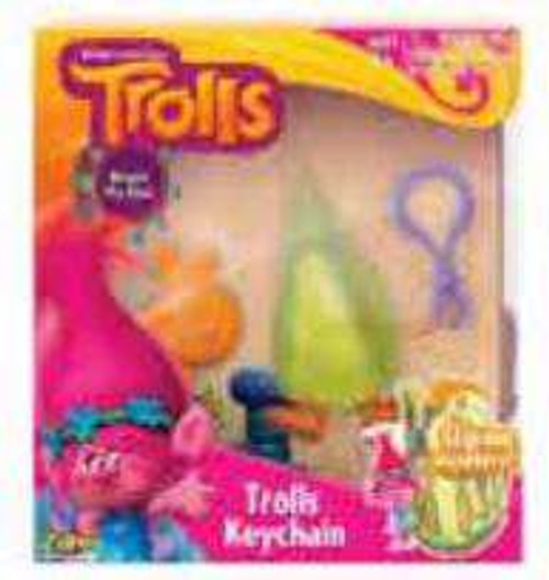 Trolls Fuzzbert Medium Keychain
