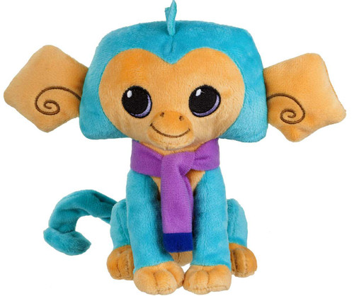 Animal Jam Turquoise Monkey 6-Inch Plush