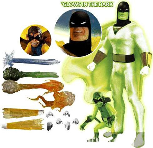 One:12 Collective Space Ghost Exclusive Action Figure [Glow in the Dark]