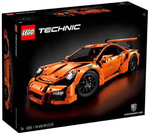 LEGO Technic Porsche 911 GT3 RS Set #42056