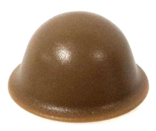 BrickArms T90 Japanese Helmet 2.5-Inch [Dark Tan]