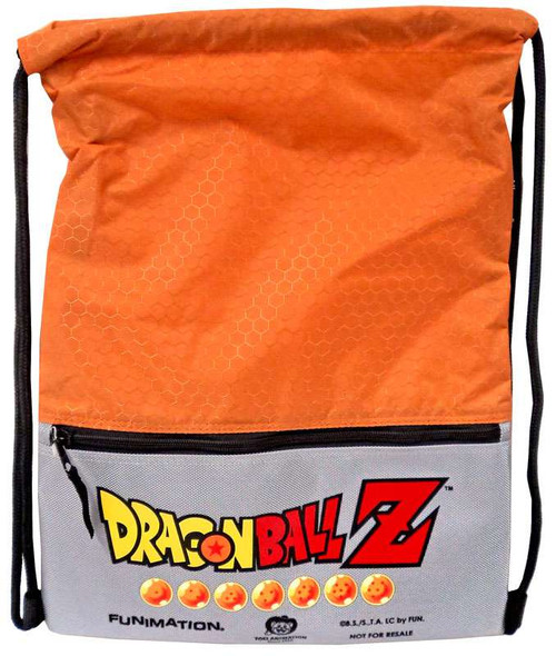Ultra Pro Dragon Ball Z Drawstring Backpack