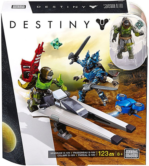 Destiny Sparrow S-10V Set