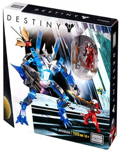 Mega Bloks Destiny Atheon Set #31776