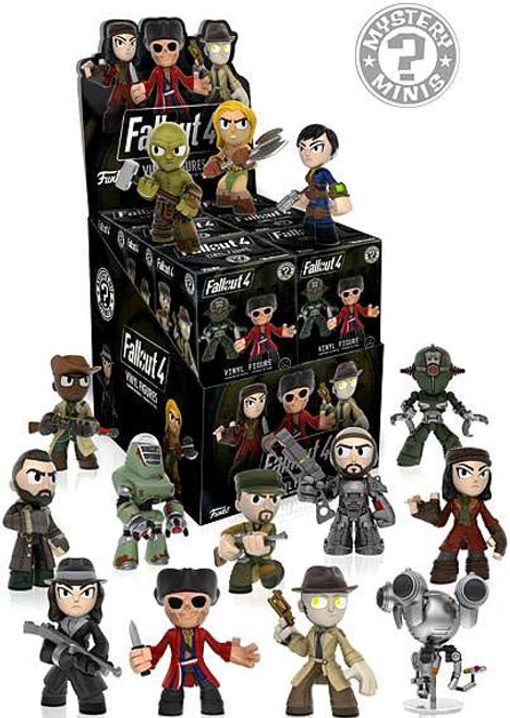 Funko Mystery Minis Fallout 4 Mystery Box [12 Packs]
