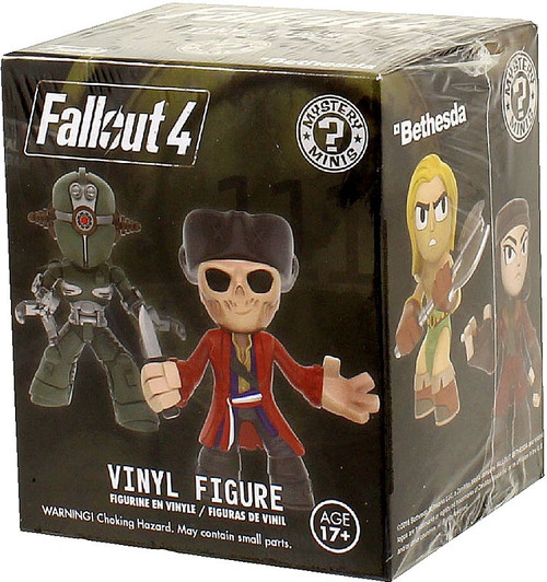 Funko Mystery Minis Fallout 4 Mystery Pack