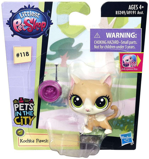 Littlest Pet Shop Pets in the City Kochka Pawsky
