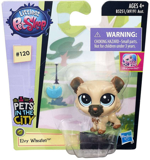 Littlest Pet Shop Pets in the City Elvy Wheaton