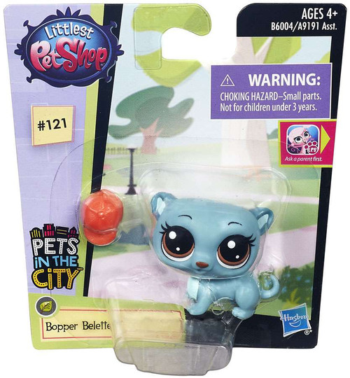 Littlest Pet Shop Pets in the City Bopper Belette