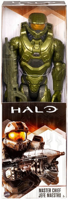 Halo Master Chief Deluxe Action Figure