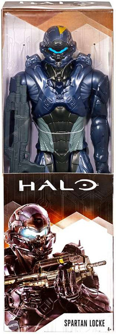 Halo Spartan Locke Deluxe Action Figure
