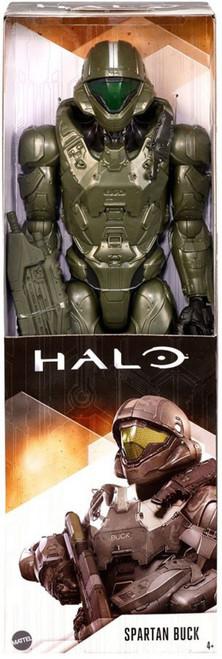 Halo Spartan Buck Deluxe Action Figure