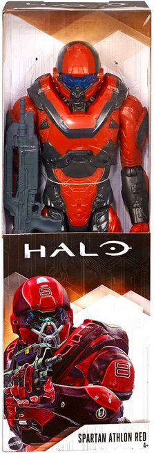 Halo Spartan Athlon Red Deluxe Action Figure