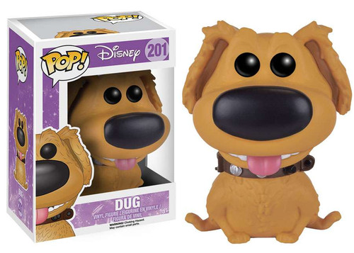 Funko Up POP! Disney Dug Vinyl Figure #201
